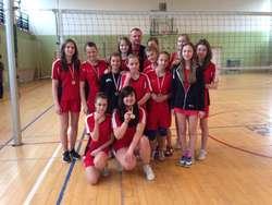 Finały siatkarskiej rywalizacji dziewcząt wyłoniły najlepszą drużynę
