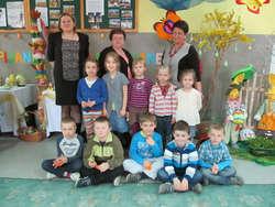 Grupa przedszkolaków z MP nr 1