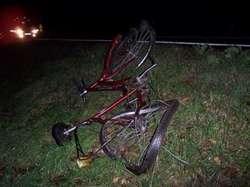 Potrącił rowerzystkę. Ranna trafiła do szpitala