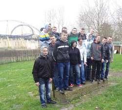 Uczniowie z ZS CKR w Starym Lubiejewie uczestniczyli w praktykach w Niemczech