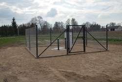 W Andrzejewie wykonano kolejne odcinki kanalizacji, a także wybudowano pompownię
