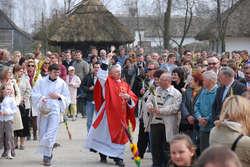Niedziela Palmowa w skansenie - zaproszenie