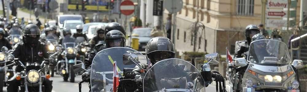Święto motocyklistów: parada ulicami Olsztyna i pokaz trialu!