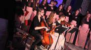 Koncert olsztyńskiego chóru Collegium Juvenum. Zdjęcia