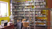 Biblioteka w Milejewie, jak nowa