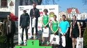 Troje zawodników wystartowało w ogólnopolskich biegach
