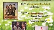 Country i kabarety na lubawskiej majówce na Rynku