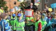 W Dniu Ziemi dzieci odwiedziły burmistrza