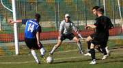 Reduta zagra na początek piłkarskiej wiosny w wiceliderem grupy