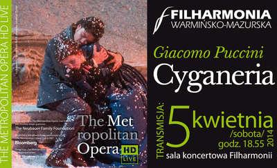 Pierwsza kwietniowa sobota z The Metropolitan Opera HD Live