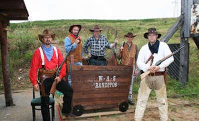Majówka z kowbojami, czyli Dziki Zachód w Mątkach pod Olsztynem