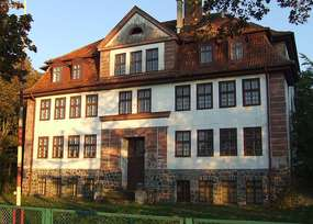 Budynek starej szkoły