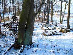 Cmentarz w Mrągowie
