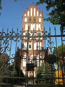 Kościół parafialny pw. św.św. Apostołów Piotra i Pawła