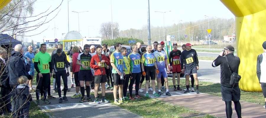 Impreza dla wielu może stanowić pewien etap przygotowań do półmaratonu kurpiowskiego.