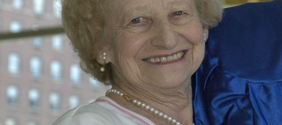 Mindzia Kirszenbaum dziś Miriam Wadowski