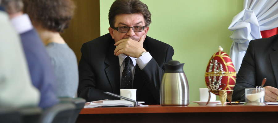 Do rady gminy Kuczbork trafiła skarga na wójta Burakowskiego