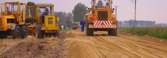 Drogi gruntowe w kilku sołectwach będą w tym roku poprawione
