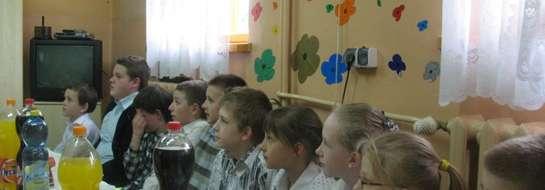 20 kwietnia spotkały się dzieci ze świetlicy przy MOPS-ie AUTOR UM MAKÓW