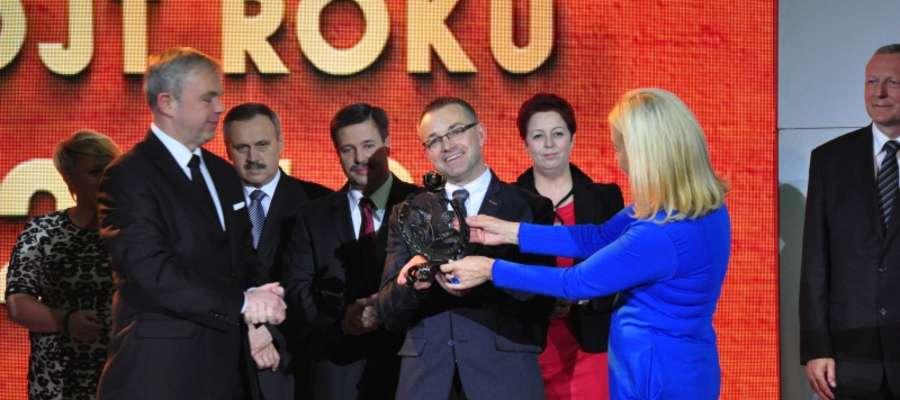 Rozdanie nagród odbyło się w siedzibie TVP