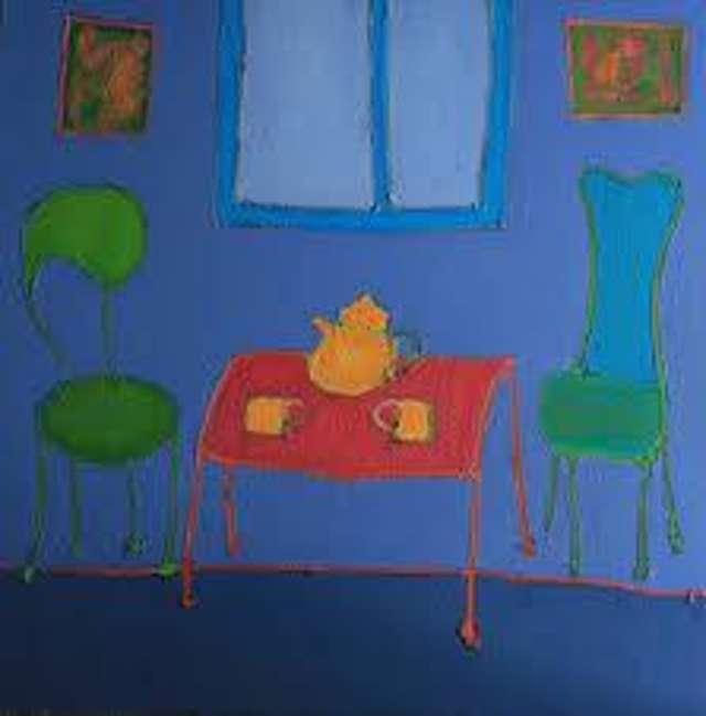 Zapraszamy na wystawę malarstwa Misi Konopki - full image