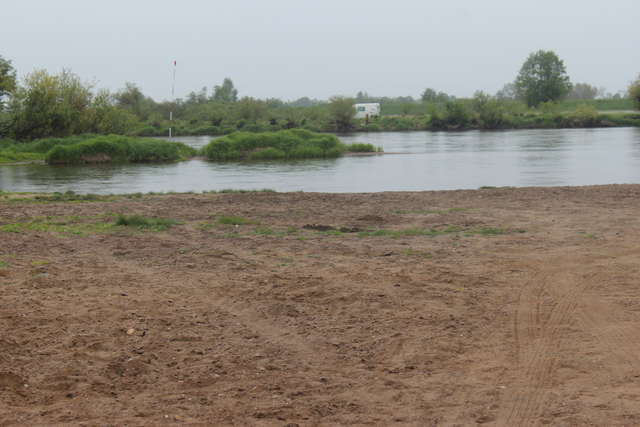 Ciało mężczyzny odnaleziono nad brzegiem rzeki Bug - full image