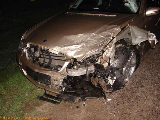 Do zderzenia doszło 18 kwietnia - full image