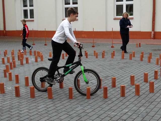 Turniej Bezpieczeństwa w Ruchu Drogowym - eliminacje miejskie - full image