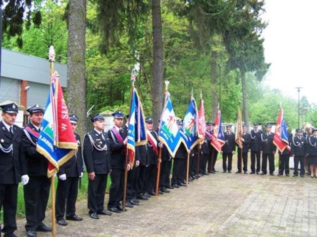 Gminny Dzień Strażaka odbywał się w tym roku w Komorowie - full image
