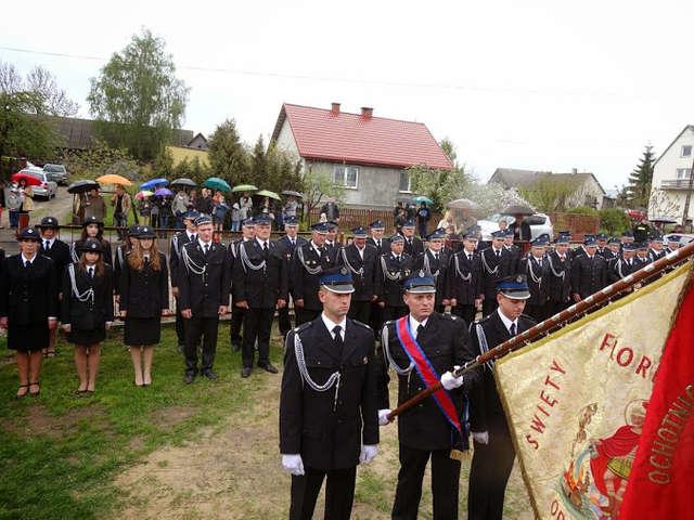 Strażacy OSP Przyborowie świętowali 50-lecie  - full image