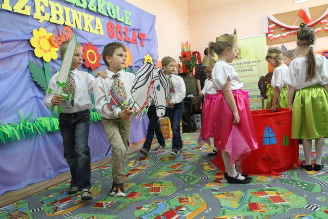 65 lat przedszkola nr 10 w Olsztynie - full image