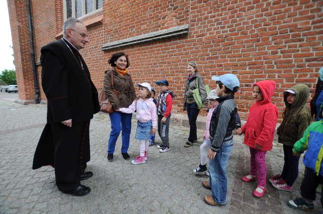 Biskup Jacek Jezierski