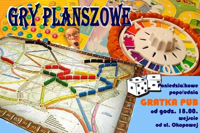 Zagraj w planszówkę w Gratka Pub! - full image