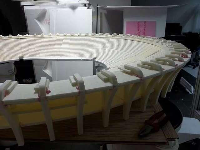 Miniatura Maracany - najsłynniejszego stadionu świata - full image