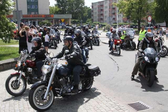 W ubiegłym roku motocykliści odwiedzili również Elbląg - full image