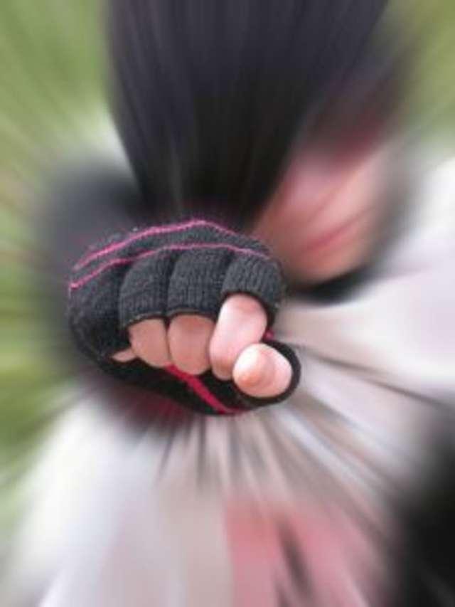 14- latek zadał cios nożem, broniąc brata - full image