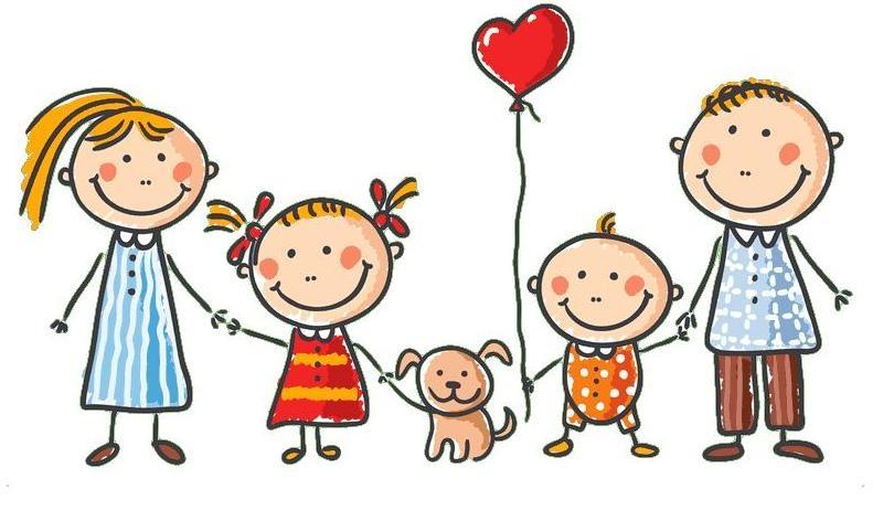 Znalezione obrazy dla zapytania clipart mama i tata obrazki dla dzieci