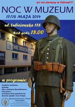 Noc Muzeów w końcu w Ostrowi