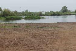 Ciało mężczyzny odnaleziono nad brzegiem rzeki Bug
