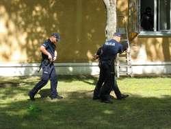 Do akcji wkroczyli policjanci