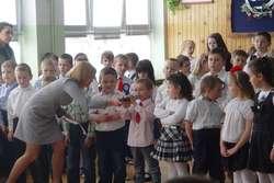 Uczniowie wystąpili w akademii