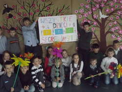 Dzieci uczyły się jak ważne jest segregowanie śmieci…