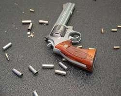 Miał broń i amunicję, nie miał pozwolenia