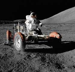 Pojazd księżycowy