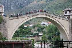 Stary Most to najbardziej charakterystyczny obiekt Mostaru