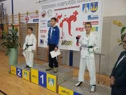Sebastian Sawicki wywalczył brąz na zawodach w Bydgoszczy