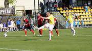 Tak Olimpia Elbląg strzelała gole w meczu z Pogonią Siedlce. Film, zdjęcia