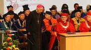 Doktor honoris causa dla arcybiskupa Piszcza