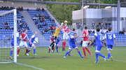 Piłkarze Sokoła Ostróda spokojnie pokonali Granicę Kętrzyn