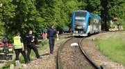 Śmierć pod kołami pociągu. Tragedia na trasie Olsztyn — Ełk